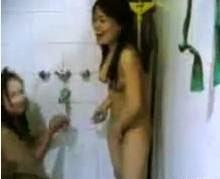 Malupit Na Trip Ng Mga Pinay Girls Habang Naliligo