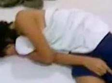 Adamson Pinay Student Scandal – 1st Time Nya Kaya Nahihiya Pa