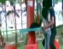 BOSO: Pinay Mabilisang Kantutan sa Luneta Park