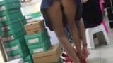 Chx Spotted – Sales Lady sa Robinson, NaBosohan!