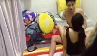 Pokpok Kong Ex GF Tinira ng Kumpare Ko sa Motel