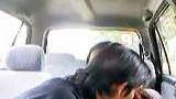 Officemate Pinalamutak ang Dede sa Loob ng Kotse