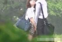 Japanese Students Gumawa ng Scandal sa Public Place