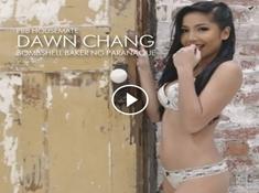 Dawn Chang of PBB 737 Hot Bikini Lingerie Show
