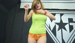 Mae Dela Cerna Dance Scandal Ang Tambok ng Puke Rapsa!