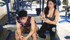 My Hot Gym Buddy! Sarap Niya Tirahin After Gym Pare
