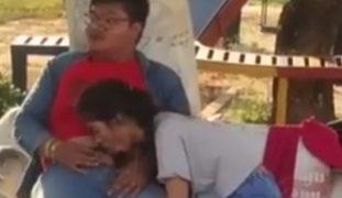 Hokage Moves si GF, Taena Basta Kalibugan Magaling Kayo!