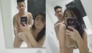 Cheska Soriano Mirror Fuck – Super Sexy ni Ate Girl SHIT