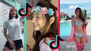 TikTok Pretty and Yummy Pinay Bakat Utong at Bra COMPILATION