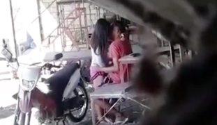 BOSO Jinakol at Chinupa ang Boyfriend – Cebuana Pinay Scandal