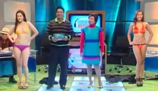 The Strip Show featuring Christine Marquez and Faustine – Hubad na Katotohanan