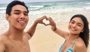 Pinay Teen Couple on Vacation, Nag Kantutan sa Beach! Lupit!