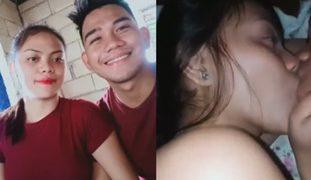 AMMC/STII Students SEX Scandal – Lupit mo Umibabaw Babe!