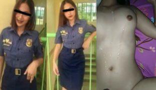 Viral Sex Video ng Pulis Maynila Kinantot ng Preso sa Presinto