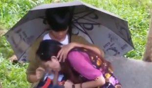 OLFA Students Payong Scandal – Enjoy sa Mahabang Batuta