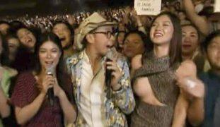 Lars Pacheco Nakita Ang Suso (It's Showtime October 25, 2019)