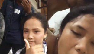 Selfie Muna Bago Magpa Laspag Kay Bespren (November 2019)