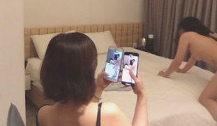 Ni-Live sa Facebook Habang Binabayo Ang Puday ni Bestie