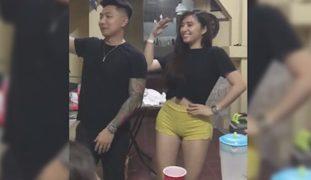 Mycah Sasaki Sinayawan si BF ng Catriona Bago Magpahindot
