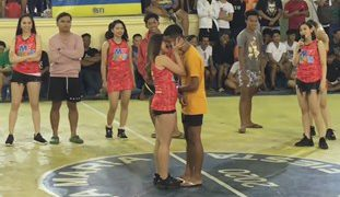 VIRAL Swerte Mo Boi [FULL Video] PBA Dancers Gone Wild