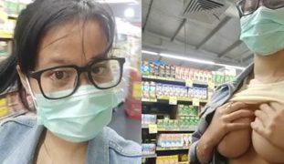 Bibili Lang ng Alcohol sa Grocery, Gumawa Pa ng Kalibugan!