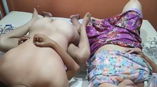 Tinira si GF Kahit Katabi Mommy Nya (Hokage Moves) Shet!