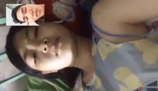 Pinay Videocall Scandal Pinakita Ang Hiwa sa Kanyang Boylet
